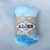 Пряжа Alize Bella batik сине-голубой оттенок